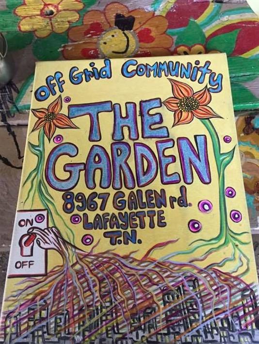 The Garden Adress